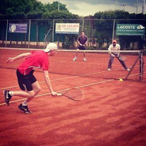Ballpoint's 42ste Open Dollar Toernooi @ Tennisvereniging Ballpoint   's-Hertogenbosch   Noord-Brabant   Nederland